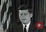 Image of John F Kennedy Washington DC USA, 1962, second 5 stock footage video 65675034014