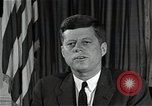 Image of John F Kennedy Washington DC USA, 1962, second 7 stock footage video 65675034014