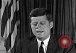 Image of John F Kennedy Washington DC USA, 1962, second 10 stock footage video 65675034014