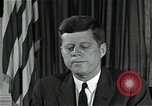 Image of John F Kennedy Washington DC USA, 1962, second 12 stock footage video 65675034014