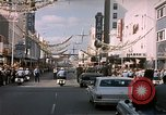 Image of President  John F Kennedy in motorcade Tampa Florida  USA, 1963, second 5 stock footage video 65675034016