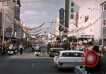 Image of President  John F Kennedy in motorcade Tampa Florida  USA, 1963, second 6 stock footage video 65675034016