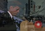 Image of President  John F Kennedy in motorcade Tampa Florida  USA, 1963, second 9 stock footage video 65675034016