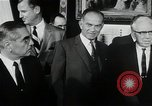 Image of John F Kennedy signs Nuclear Test Ban Treaty Washington DC White House USA, 1963, second 7 stock footage video 65675034022
