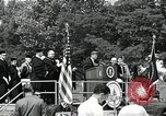 Image of John F Kennedy at American University Commencement Address Washington DC USA, 1963, second 5 stock footage video 65675034023