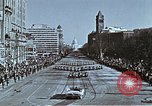 Image of John F Kennedy's Inaugural Parade Washington DC USA, 1961, second 7 stock footage video 65675034028