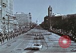 Image of John F Kennedy's Inaugural Parade Washington DC USA, 1961, second 8 stock footage video 65675034028