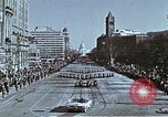 Image of John F Kennedy's Inaugural Parade Washington DC USA, 1961, second 9 stock footage video 65675034028