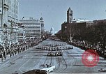 Image of John F Kennedy's Inaugural Parade Washington DC USA, 1961, second 12 stock footage video 65675034028