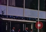 Image of JFK arrives  at Hotel General Von Steuben Wiesbaden Germany, 1963, second 6 stock footage video 65675034046