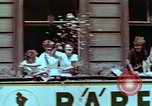 Image of President going through streets Berlin West Germany, 1963, second 1 stock footage video 65675034074