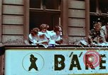 Image of President going through streets Berlin West Germany, 1963, second 2 stock footage video 65675034074