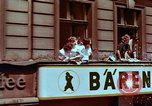 Image of President going through streets Berlin West Germany, 1963, second 3 stock footage video 65675034074