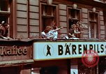 Image of President going through streets Berlin West Germany, 1963, second 4 stock footage video 65675034074