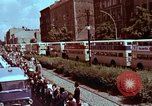 Image of President going through streets Berlin West Germany, 1963, second 7 stock footage video 65675034074
