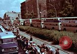 Image of President going through streets Berlin West Germany, 1963, second 8 stock footage video 65675034074