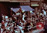 Image of President going through streets Berlin West Germany, 1963, second 10 stock footage video 65675034074