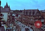 Image of John F Kennedy Frankfurt Germany, 1963, second 1 stock footage video 65675034082