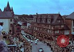 Image of John F Kennedy Frankfurt Germany, 1963, second 7 stock footage video 65675034082