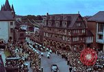 Image of John F Kennedy Frankfurt Germany, 1963, second 8 stock footage video 65675034082