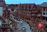 Image of John F Kennedy Frankfurt Germany, 1963, second 9 stock footage video 65675034082