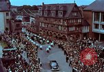 Image of John F Kennedy Frankfurt Germany, 1963, second 10 stock footage video 65675034082