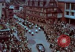 Image of John F Kennedy Frankfurt Germany, 1963, second 12 stock footage video 65675034082