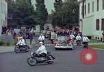 Image of John F Kennedy Wiesbaden Germany, 1963, second 8 stock footage video 65675034090