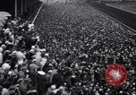 Image of Horse Race at Suffolk Downs Boston Massachusetts USA, 1938, second 5 stock footage video 65675034098