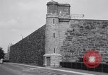Image of Holmesburg Prison deaths Philadelphia Pennsylvania USA, 1938, second 6 stock footage video 65675034101
