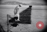 Image of George Eyston Bonnevile Utah USA, 1938, second 12 stock footage video 65675034104