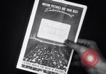 Image of quiz contest pamphlet Pine Beach New Jersey USA, 1938, second 12 stock footage video 65675034106