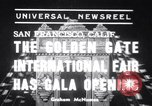 Image of Governor Culbert Olson San Francisco California USA, 1939, second 1 stock footage video 65675034109