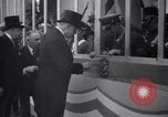 Image of Governor Culbert Olson San Francisco California USA, 1939, second 11 stock footage video 65675034109
