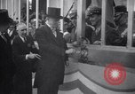 Image of Governor Culbert Olson San Francisco California USA, 1939, second 12 stock footage video 65675034109