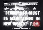 Image of Franklin D Roosevelt Key West Florida USA, 1939, second 5 stock footage video 65675034116