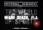 Image of Jack Dempsey and Jess Willard Miami Beach Florida USA, 1939, second 3 stock footage video 65675034117