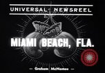 Image of Jack Dempsey and Jess Willard Miami Beach Florida USA, 1939, second 4 stock footage video 65675034117