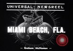 Image of Jack Dempsey and Jess Willard Miami Beach Florida USA, 1939, second 6 stock footage video 65675034117