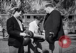 Image of Jack Dempsey and Jess Willard Miami Beach Florida USA, 1939, second 9 stock footage video 65675034117