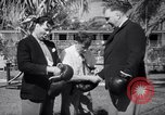 Image of Jack Dempsey and Jess Willard Miami Beach Florida USA, 1939, second 10 stock footage video 65675034117