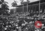 Image of Stagehand and War Admiral Miami Florida USA, 1939, second 5 stock footage video 65675034118