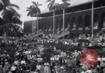 Image of Stagehand and War Admiral Miami Florida USA, 1939, second 6 stock footage video 65675034118
