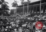 Image of Stagehand and War Admiral Miami Florida USA, 1939, second 7 stock footage video 65675034118