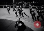 Image of Roller Skating Catch Paris France, 1939, second 7 stock footage video 65675034119