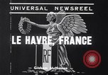 Image of annual rites for sailors lost Le Havre France, 1939, second 6 stock footage video 65675034121