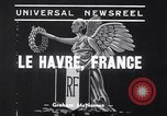 Image of annual rites for sailors lost Le Havre France, 1939, second 7 stock footage video 65675034121