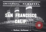 Image of Paul McNutt at Golden Gate exposition San Francisco California USA, 1939, second 1 stock footage video 65675034124