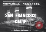 Image of Paul McNutt at Golden Gate exposition San Francisco California USA, 1939, second 2 stock footage video 65675034124