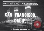 Image of Paul McNutt at Golden Gate exposition San Francisco California USA, 1939, second 3 stock footage video 65675034124